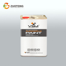 Standard drying car repair paint thinner for car paint