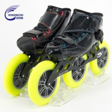 New design professional inline skates rubber wheel wholesale