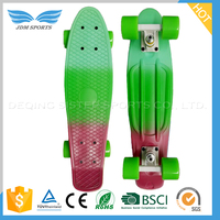 China Suppliers Custom Print Skateboard Complete