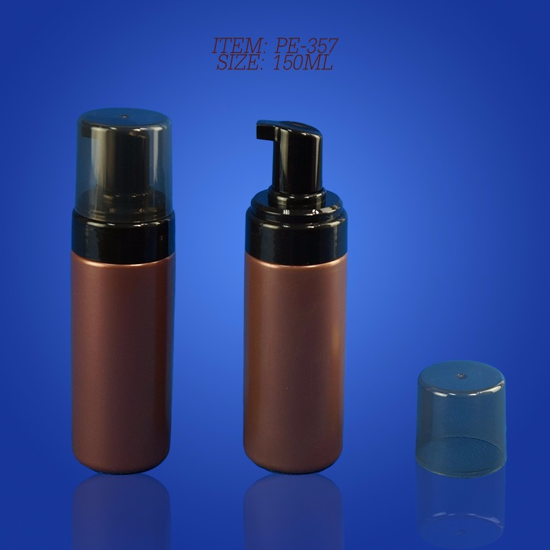 2017 new foamer pump bottle 150ml