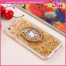 Fashion TPU Mirror Cellphone Case For iPhone 6S/6S Plus Soft Bling Cover