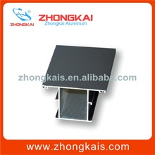 window and door aluminum profile for making window and door frame