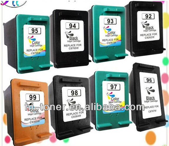 copier ink compatible for 34 35 inkjet cartridge