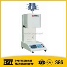 Digital display factory price electronic plastic melt flow index tester