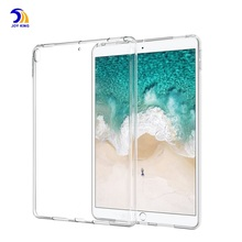 Tablet 2017 new Case for ipad 10.5 2017 0.5MM Clear transparent tpu case for ipad air 2 crystal case