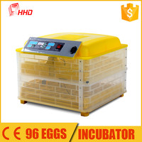 2015 Full automatic cheap mini incubator for birds using YZ-96A from Howard