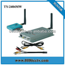 2.4G 400-800M mini wireless video rf transmitter and receiver
