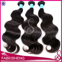 100%unprocessed latest model 5a grade brazilian body wave hair
