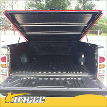 High quality auto parts truck with key tonneau covers Fit For vigo