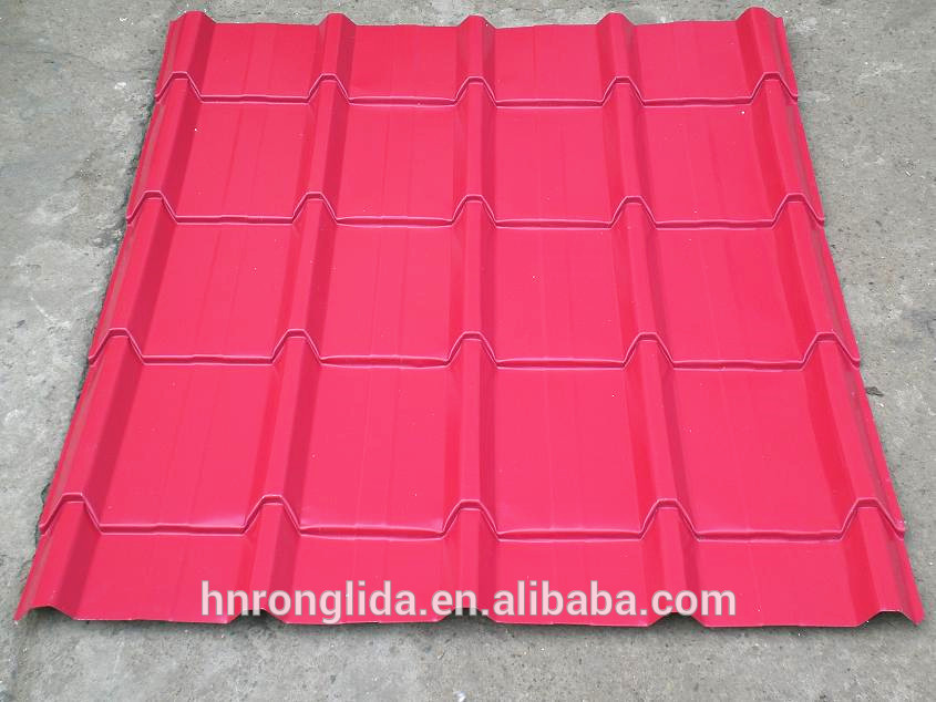 The cheapest prepainted galvanized steel coil for roofing sheet