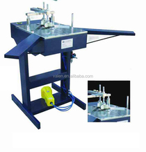 Foot-pedal Frame Joiner Picture Frame Underpinner manual Photo Frame Joining Machine tool