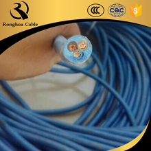 pvc compounds flexible copper s 3x2.5 underwater cables