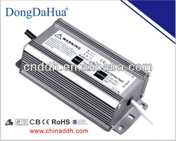 70w waterproof led driver constant current led driver