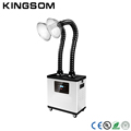 Hot Nail Dust Vacuum Cleaner, Salon Fume Extractor