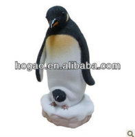 polyresin mother penguin