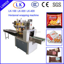 Multi-Fuction Horizontal Bread Packaging Machine