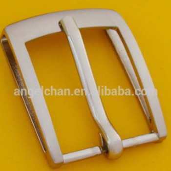 30mm R-0595-127 Brush NP fashion design metal pin buckle