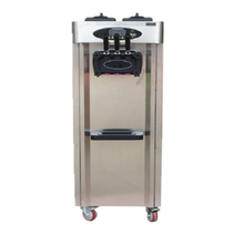 Cheap stainless electric soft ice cream cone machine for sale