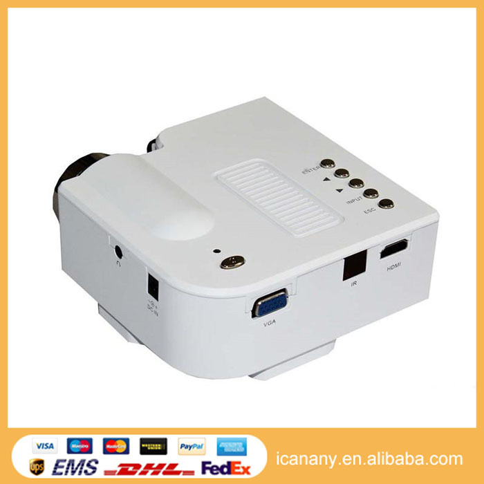 High quality mini projector full hd 3d led projector for samsung galaxy s4 pocket projector