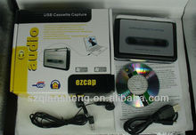 USB Cassette Capture Recorder Radio Player, Tape to PC Super Portable USB Cassette to MP3 Converter