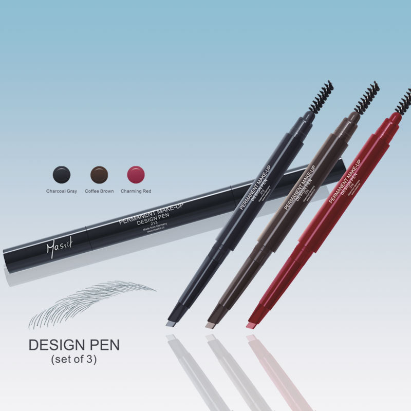 Eyebrow Pencil Type and Waterproof Feature eyebrow pencil