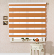 Factory Supply Exceptional Quality sheer blinds/roller zebra blinds for envirment