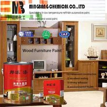 pu semi-glossy wood paint lacquer