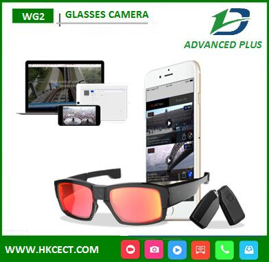 Eyewear DVR Camcorder Eyeglass 8MP Cam HD video 720p camera glasses camera wifi
