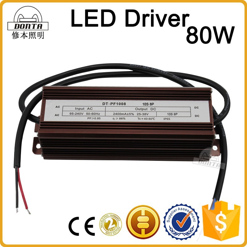 waterproof constant current led driver switching power supply