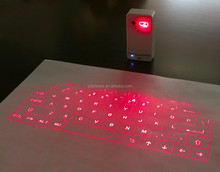 New Third Generation Wireless Laser Virtual Keyboard With Mouse