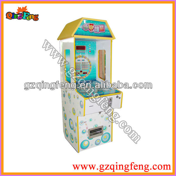 2013 hot product coin operated machine