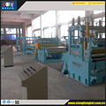 FOT machinery Overseas service Metal sheet steel coil cut to lenght line