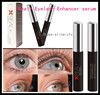 Waterproof feature eyeliner type serum form Real+ eyelash growth serum OEM orders available