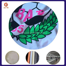 Water-based acrylic emulsion binder for textile