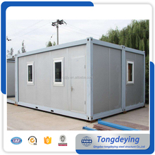 Prefab container house container office prefabricated home 20FT Movable Kiosk Booth Kitchen
