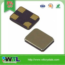 Buena fiabilidad WTL 3225 (3.2x2.5mm) SMD <span class=keywords><strong>Oscilador</strong></span> <span class=keywords><strong>de</strong></span> <span class=keywords><strong>Cristal</strong></span> <span class=keywords><strong>de</strong></span> <span class=keywords><strong>Cuarzo</strong></span>
