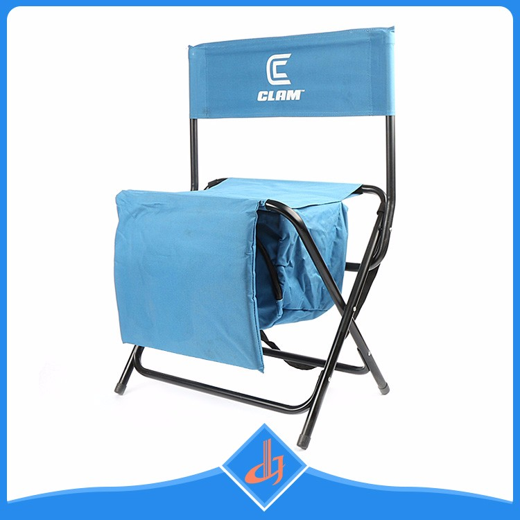 China anti-skid outdoor blue picnic fold chair bag