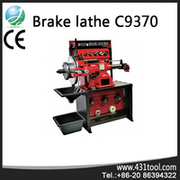 "C9370 brake rotor cutting machine with 28""drum diameter"