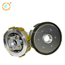 OEM Motorcycle clutch CGL125 in good quality, Motorcycle double clutch CG125, Motorcycle CG125 Clutch China factory sell