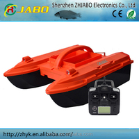 remote Fishing Bait Boat with LCD+Fish Finder/JABO 5A/5CG MINI bait boat fishing supplies from china