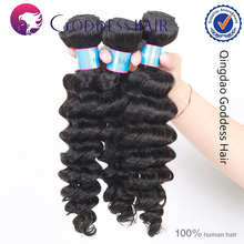 Factory wholesale fake hair weave companies looking for agents in africa