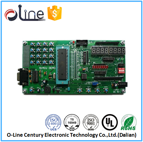 High quality CEM1 1.6mm rohs pcb controller board for evaporative air coolers