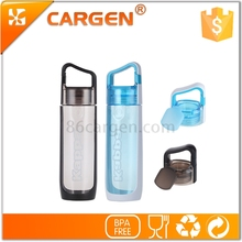 Vehicle mounted hot sale 700ml sport plastic water bottle