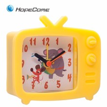 Original Kitchen Clock Square Shape Cheap Table Clocks
