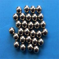 G10-G1000 Polished 36 Hollow Stainless Steel Ball