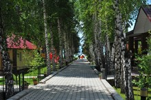 Hotel on Lake Issyk-Kul in Kyrgystan for sale.