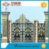 2016 New product outdoor Decorative aluminum fence for villa