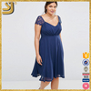 Plus size women dress clothing customized designed clothes factory in china