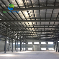 Construction Design Structural Steel Construction Prefab Warehouse