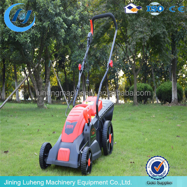 "21"" Self-Propelled Lawn Mower/ Electric Lawn Mover for Homeowner"